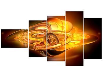 Moderní abstraktní obraz (F000180F11060)