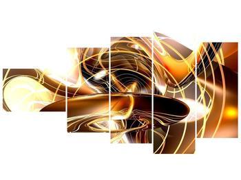 Moderní obstraktní obraz (F000203F11060)