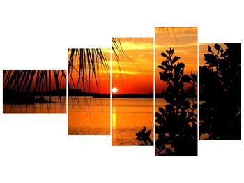 Obraz západu slunce (F000276F11060)