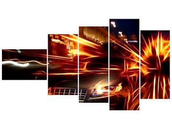 Obraz jedoucího auta (F000797F11060)