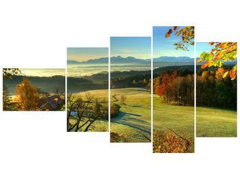 Krásný obraz podzimní krajiny (F001043F11060)