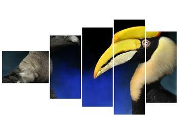Obraz ptačích zobáku (F001358F11060)