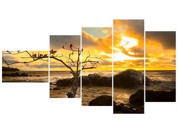 Obraz suchého stromu (F001464F11060)