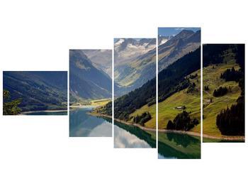 Obraz horského údolí (F001494F11060)