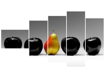 Obraz dvou jablek a hrušky (F001587F11060)