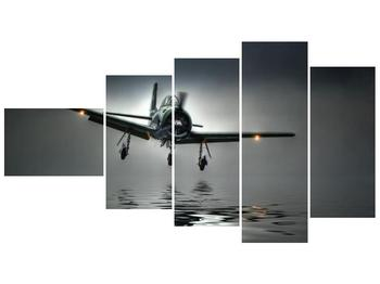 Obraz letadla  (F001593F11060)