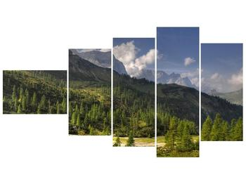 Krásný obraz hor (F001632F11060)