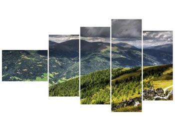 Obraz horského údolí (F001635F11060)