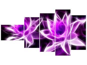 Moderní obraz květin (F001725F11060)