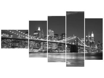 Moderní obraz - New York (F001800F11060)