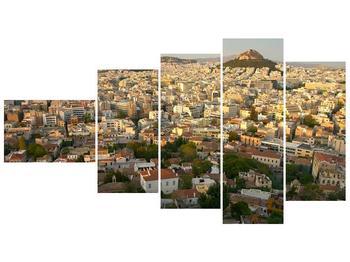 Obraz rozsáhlého města  (F002955F11060)
