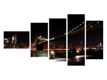 Tablou cu podul Brooklyn (K010844K11060)