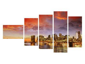 Tablou cu podul Brooklyn (K011278K11060)