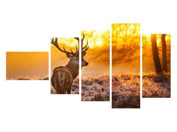 Obraz jeleňa (K011281K11060)