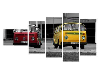 Obraz starých vozidiel (K011401K11060)