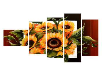Tablou cu floarea soarelui (K011496K11060)