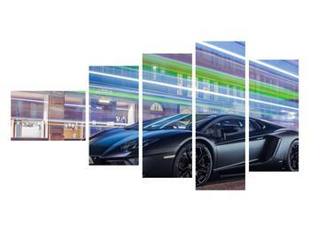 Tablou cu mașina rapidă (K011702K11060)