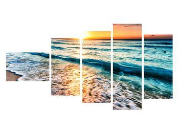 Tablou cu plaja mării (K013520K11060)