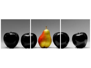 Obraz dvou jablek a hrušky (F001587F12040)