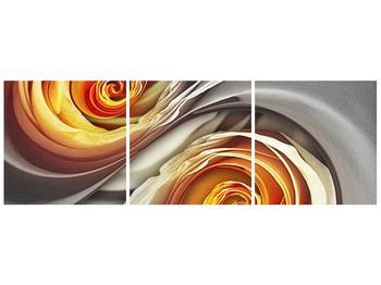 Abstraktní obraz - spirál (F001693F12040)