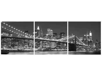 Moderní obraz - New York (F001800F12040)
