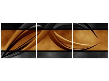 Dvoubarevný obraz chapadel (F002027F12040)