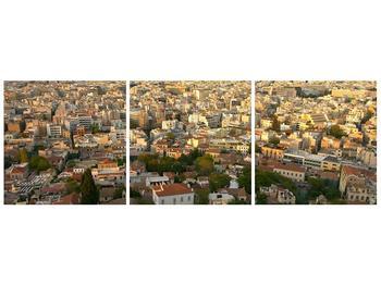 Obraz rozsáhlého města  (F002955F12040)