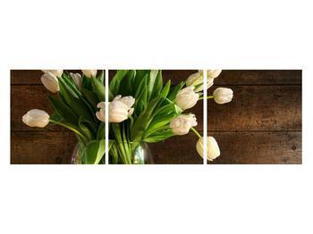 Obraz tulipánů ve váze (K011364K12040)