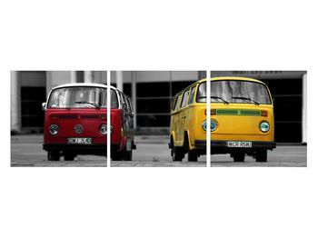 Obraz starých vozidiel (K011401K12040)