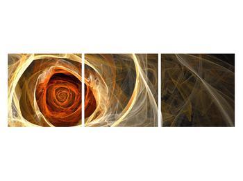 Moderní obraz růže (K011479K12040)