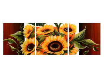 Tablou cu floarea soarelui (K011496K12040)