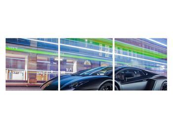 Tablou cu mașina rapidă (K011702K12040)