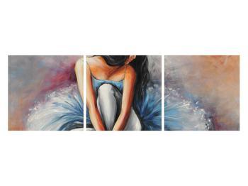Tablou cu balerină (K012736K12040)