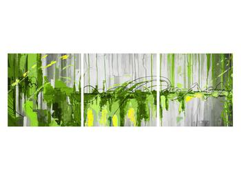 Abstraktní obraz - malba (K014961K12040)