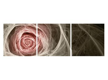 Abstraktní obraz růže (K014988K12040)