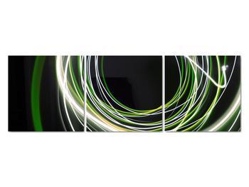 Obraz zelených čiar (V020054V12040)