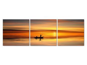 Obraz - plavba na loďke (V020168V12040)