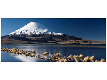 Obraz zasněžené hory (F000974F12050)