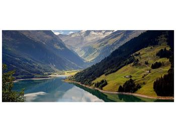 Obraz horského údolí (F001494F12050)