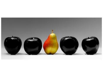Obraz dvou jablek a hrušky (F001587F12050)