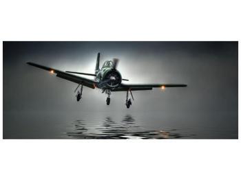 Obraz letadla  (F001593F12050)