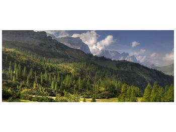 Krásný obraz hor (F001632F12050)