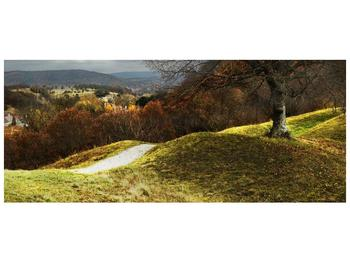 Obraz podzimního pahorku (F001650F12050)