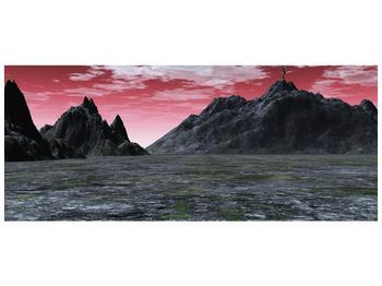 Obraz skalnaté přírody (F001712F12050)