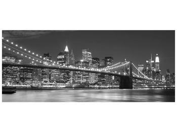 Moderní obraz - New York (F001800F12050)