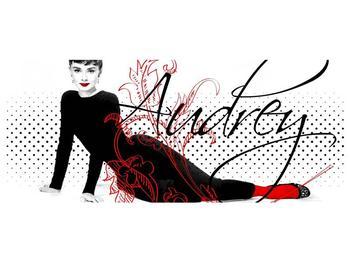 Obraz - Audrey Hepburn (F002154F12050)