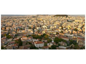 Obraz rozsáhlého města  (F002955F12050)