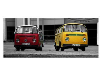 Obraz starých vozidiel (K011401K12050)