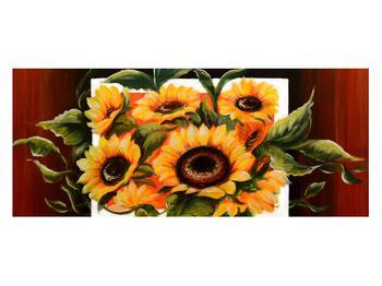Tablou cu floarea soarelui (K011496K12050)