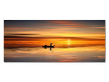 Obraz - plavba na loďke (V020168V12050)